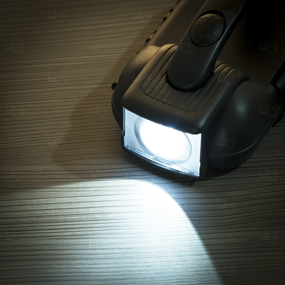 Kit Ferramentas com Lanterna Personalizado