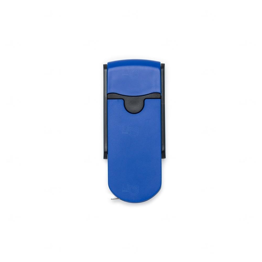 Kit De Ferramenta Com Trena Personalizado Azul
