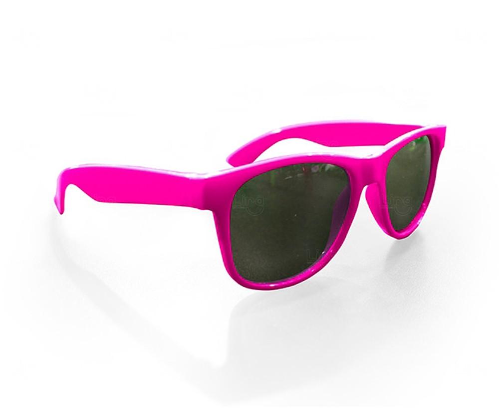 Óculos Reticulado Yoga Personalizado Rosa