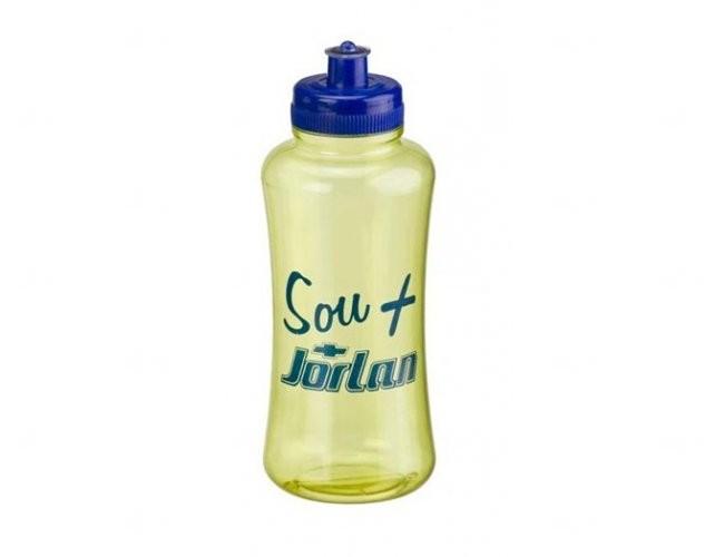 Squeeze Personalizado Pet - 550 ml Verde