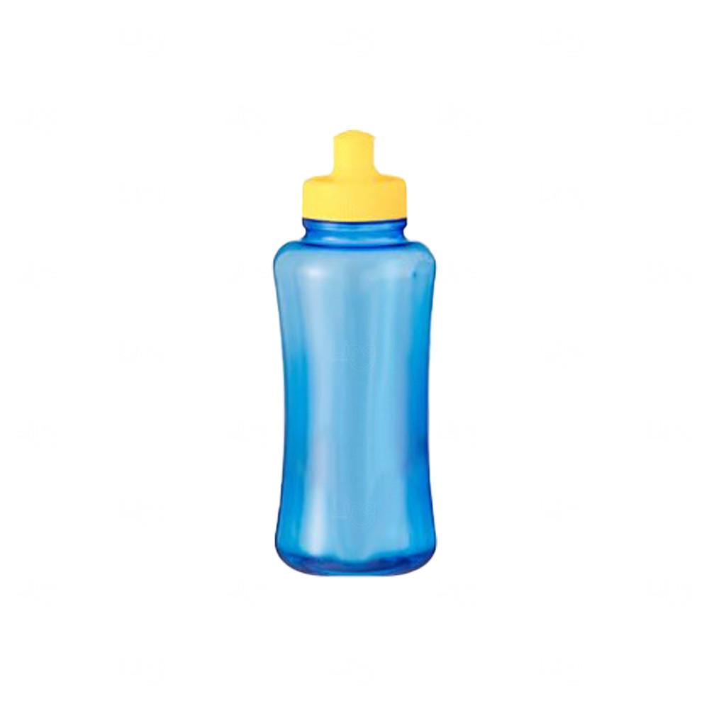Squeeze Pet Personalizada - 550 ml Amarelo Azul