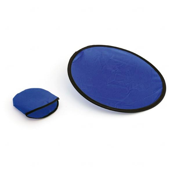 Frisbee Dobrável Personalizado Azul