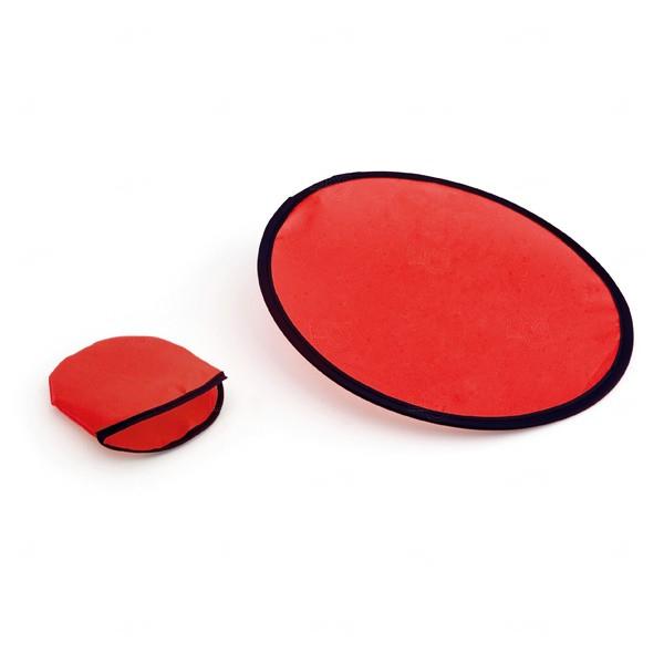 Frisbee Dobrável Personalizado Vermelho