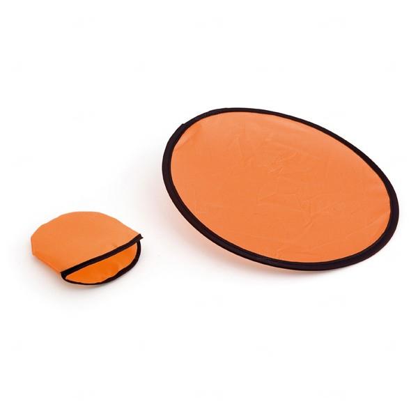 Frisbee Dobrável Personalizado Laranja
