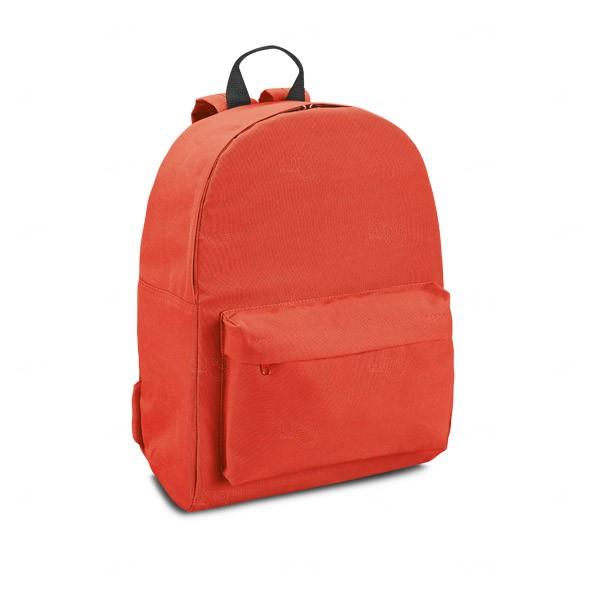 Mochila Personalizada Em Nylon Vermelho