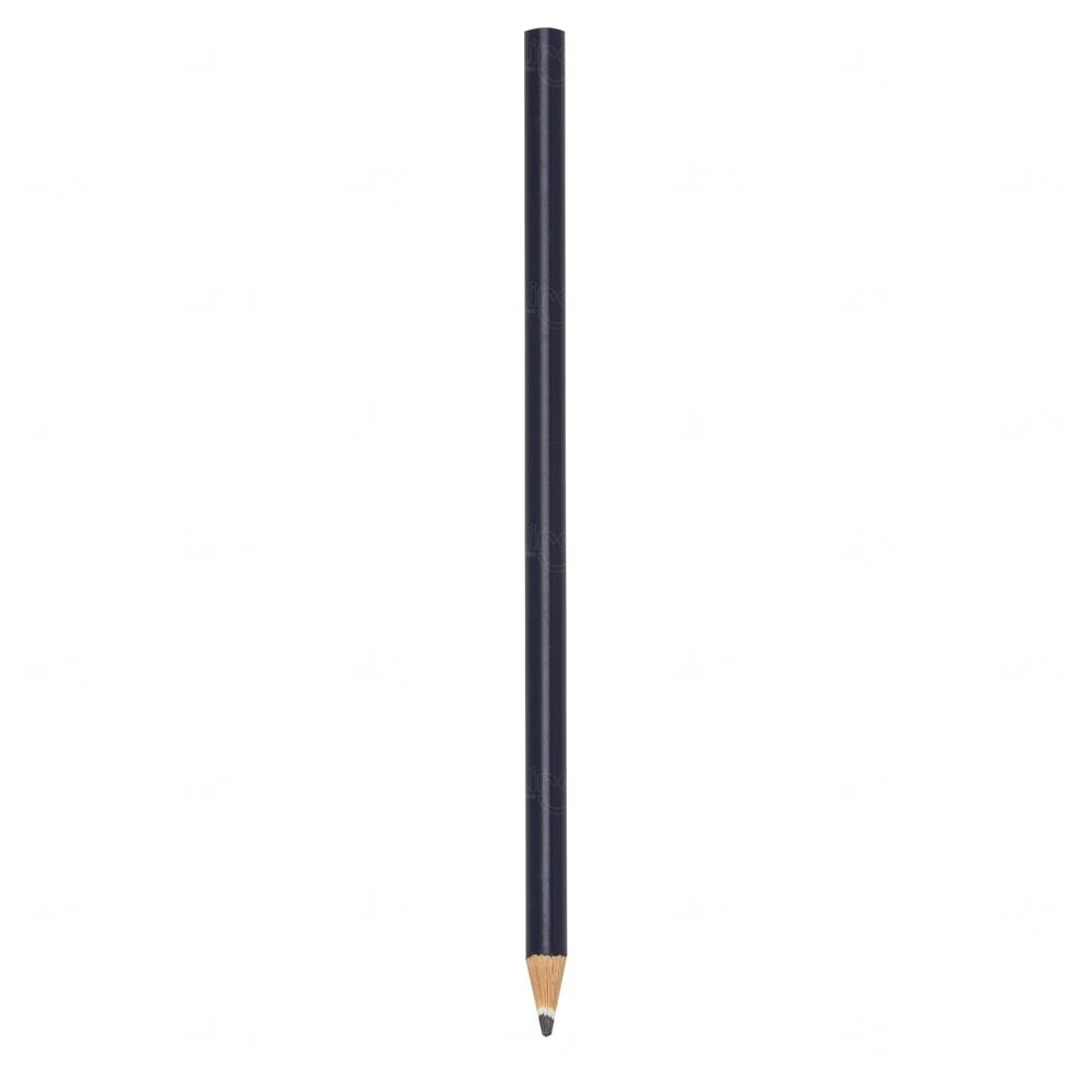 Lápis Ecológico Personalizado Preto