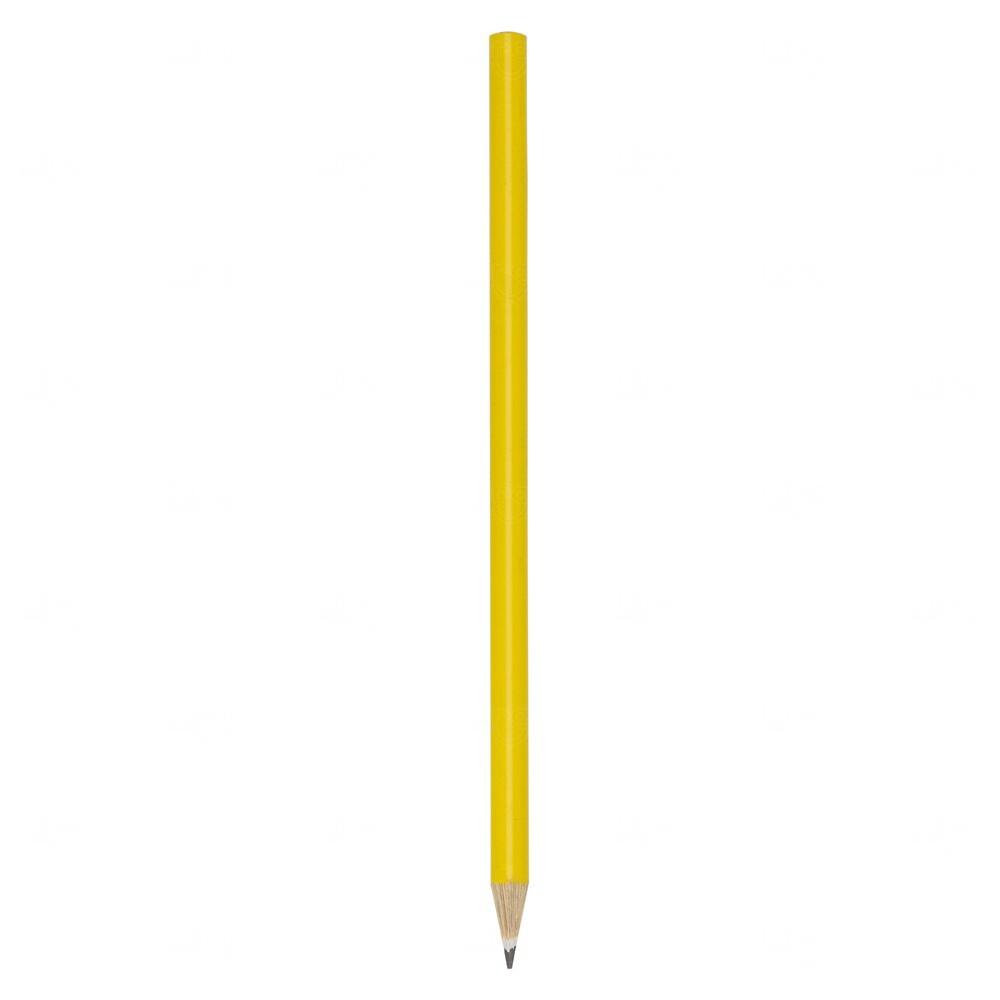 Lápis Ecológico Personalizado Amarelo