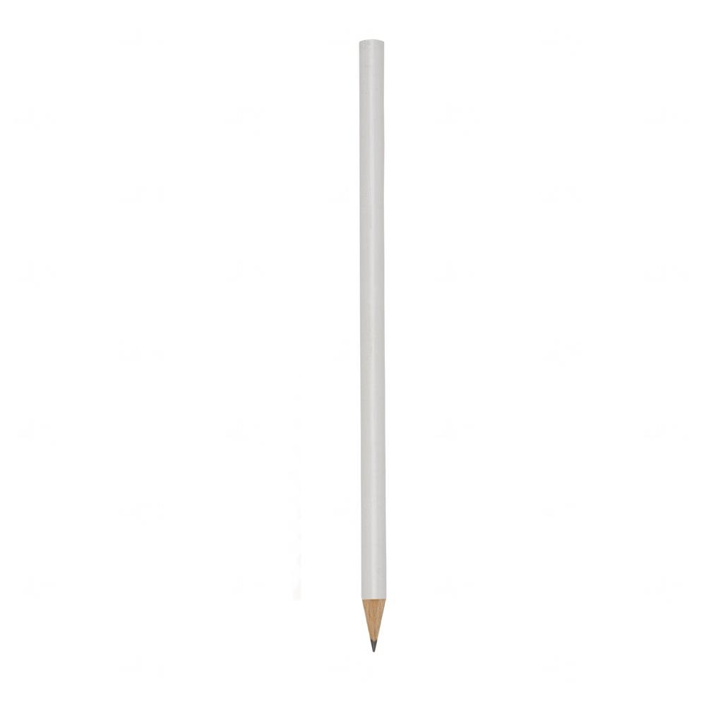 Lápis Ecológico Personalizado Branco