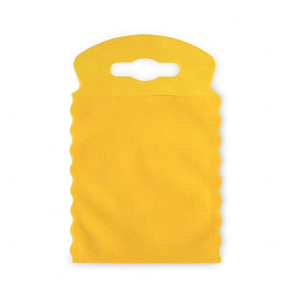 Lixo Car TNT Personalizado Amarelo
