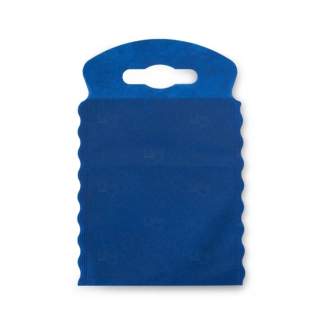 Lixo Car TNT Personalizado Azul Marinho
