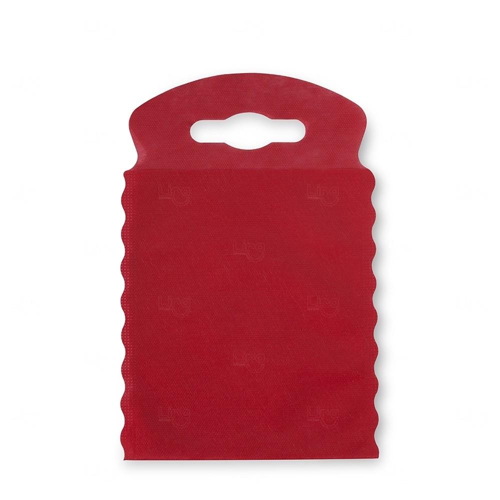 Lixo Car TNT Personalizado Vermelho