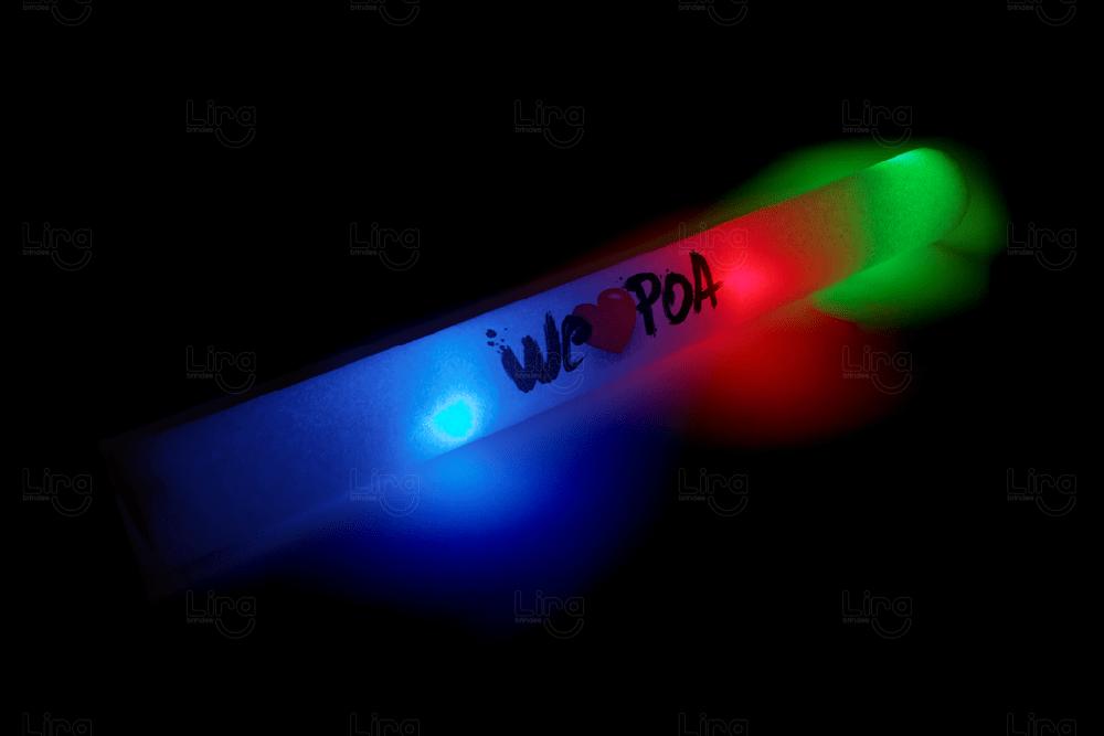 Bastão LED Personalizado Colorido