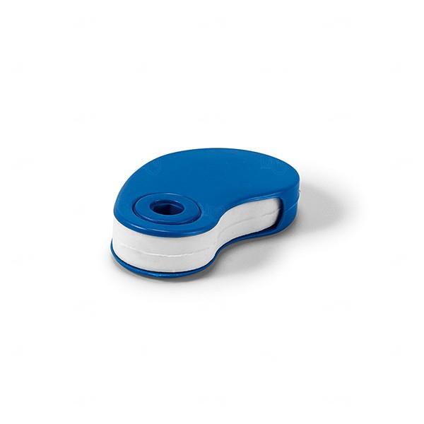 Borracha Personalizada Azul