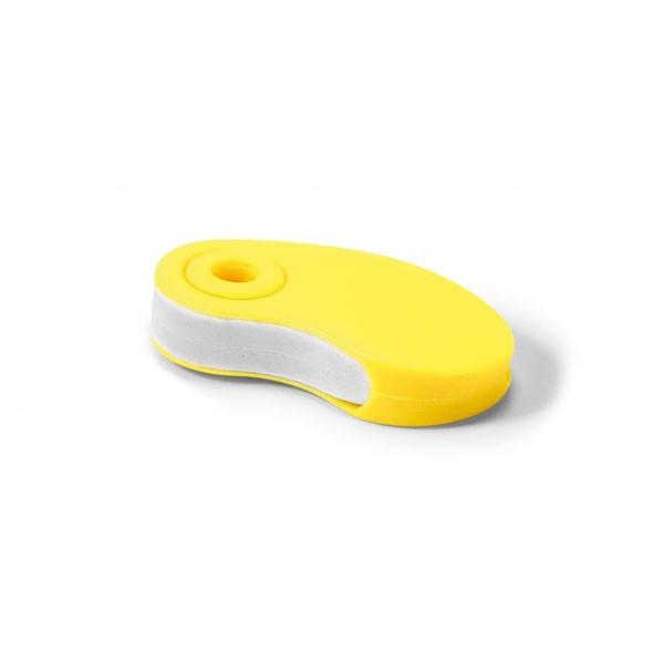 Borracha Personalizada Amarelo