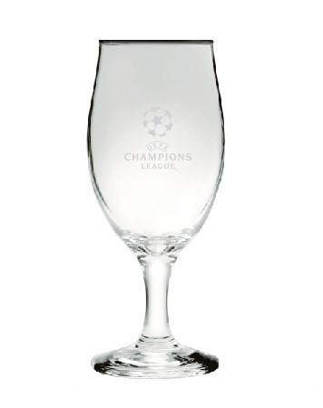 Taça De Vidro Para Cerveja Transparente