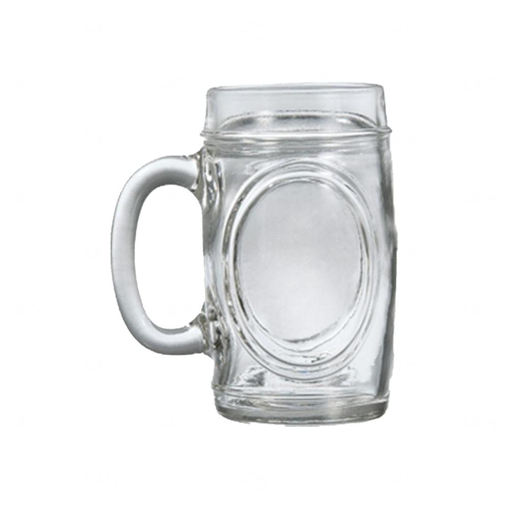 Caneca De Chopp De Vidro Personalizado - 300 ml