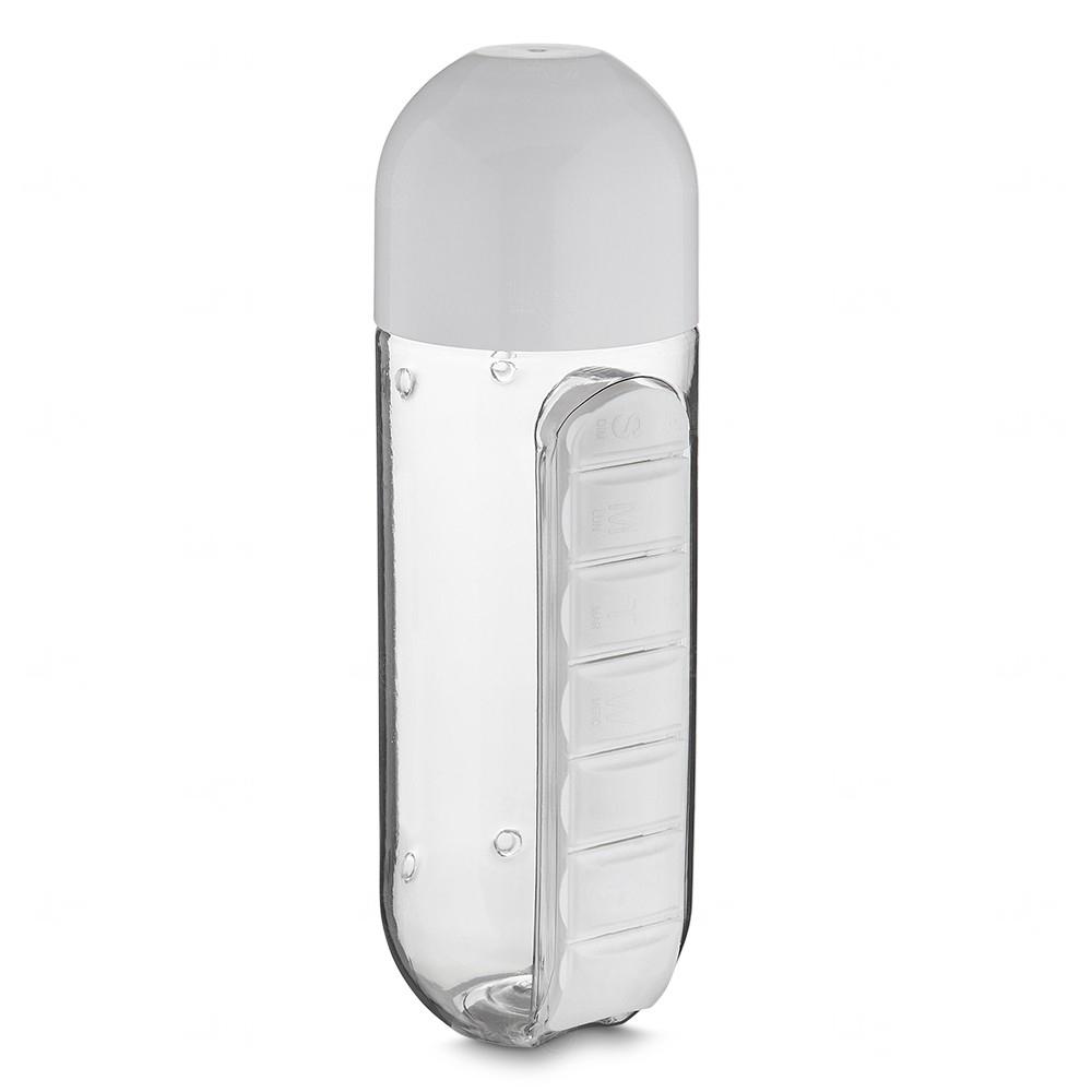 Squeeze Porta Comprimidos Personalizado 740ml