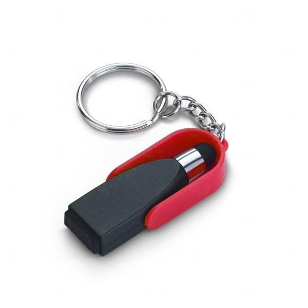 Chaveiro Touch Personalizado Vermelho