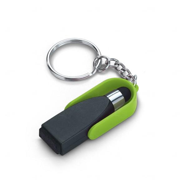 Chaveiro Touch Personalizado Verde Claro
