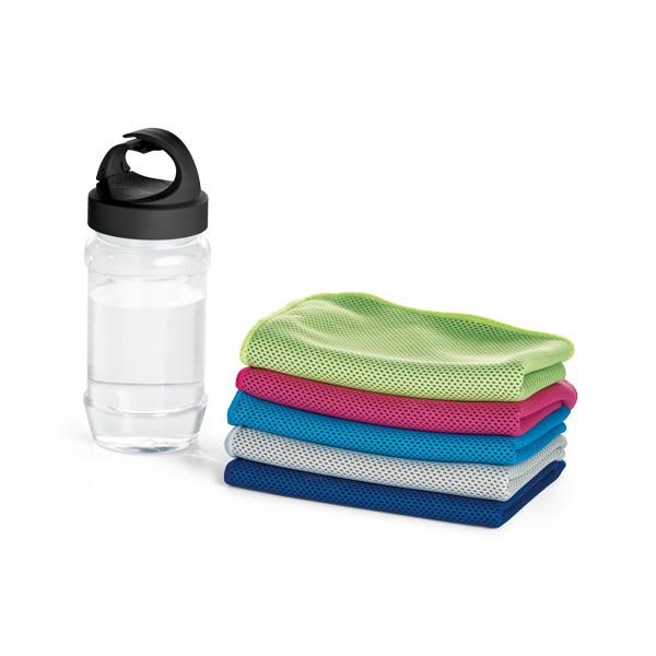 Squeeze com Toalha Personalizada - 440ml