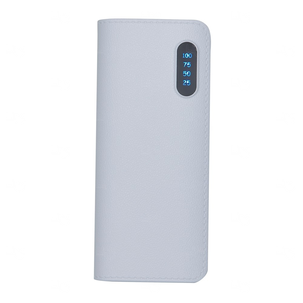 Power Bank Personalizado Led C/ Lanterna - 5.600 mAh