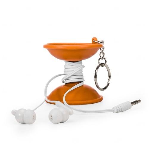 Fone de Ouvido C/ Chaveiro Personalizado