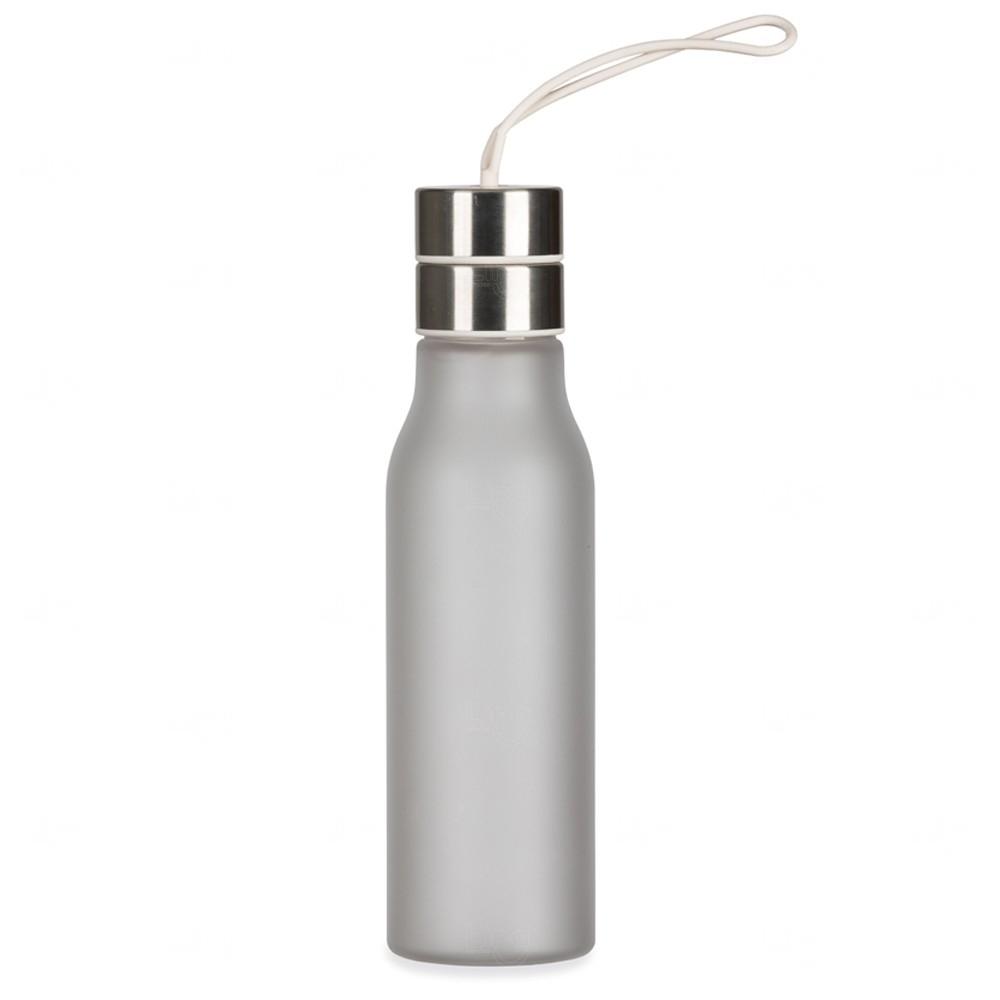 Garrafa com Alça de Silicone Personalizada - 600 ml