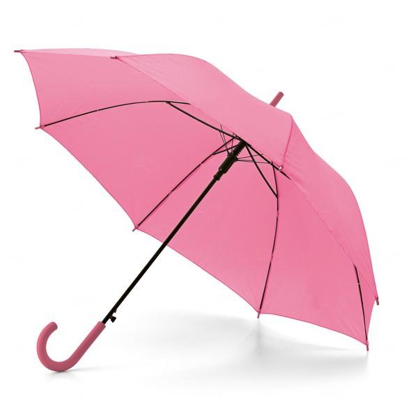 Guarda Chuva Colorido Personalizado Rosa