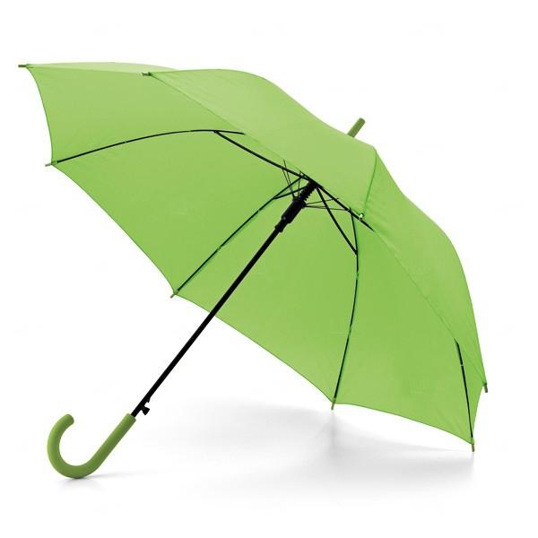 Guarda Chuva Colorido Personalizado Verde