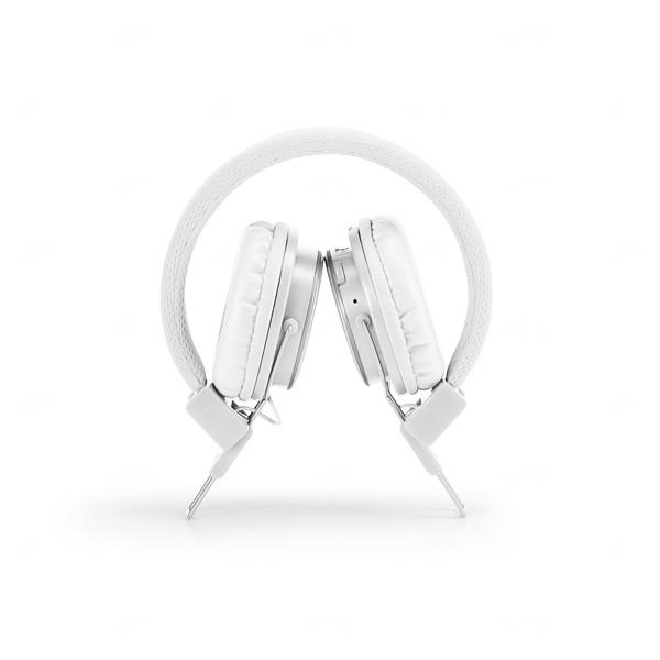 Fone De Ouvido Personalizado - Bluetooth Branco
