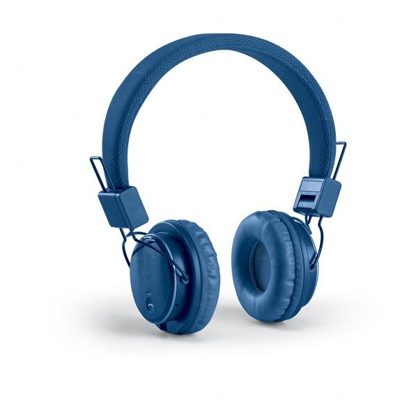 Fone De Ouvido Personalizado - Bluetooth Azul