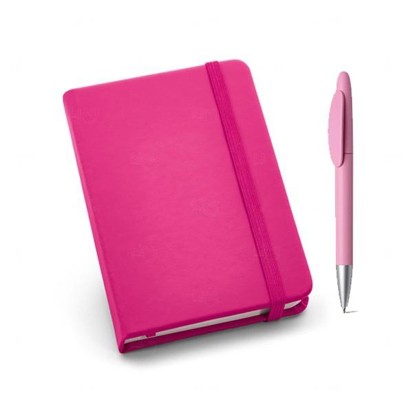 Kit Escritório Pink Personalizado