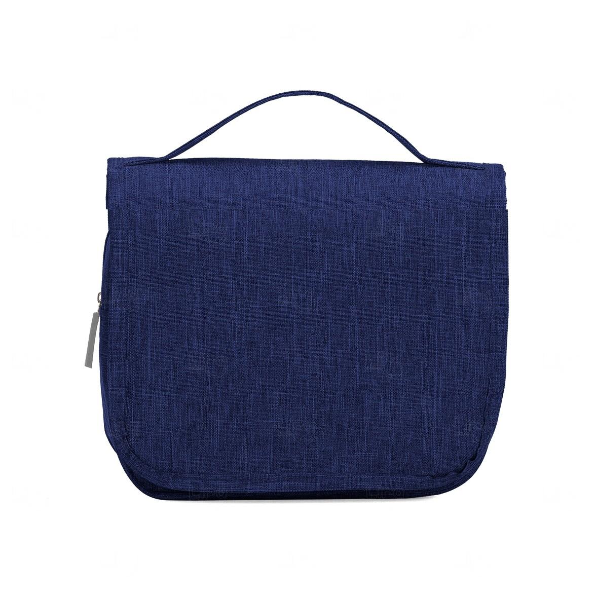Necessaire Organizadora Personalizada Azul