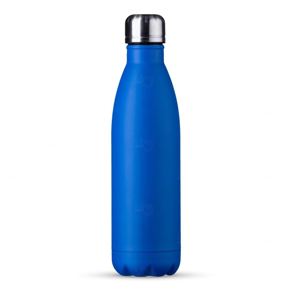 Garrafa Inox Personalizada - 750 ml Azul
