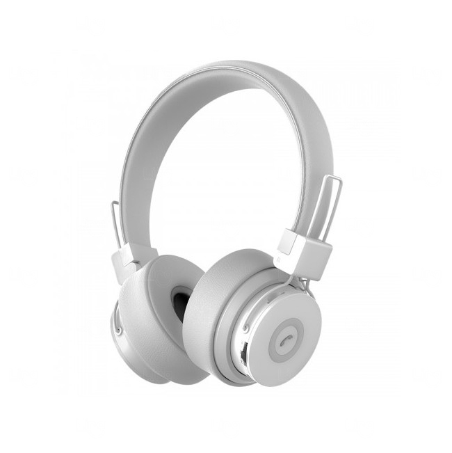 Headphone Bluetooth Personalizado Branco