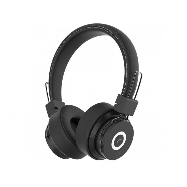 Headphone Bluetooth Personalizado Preto