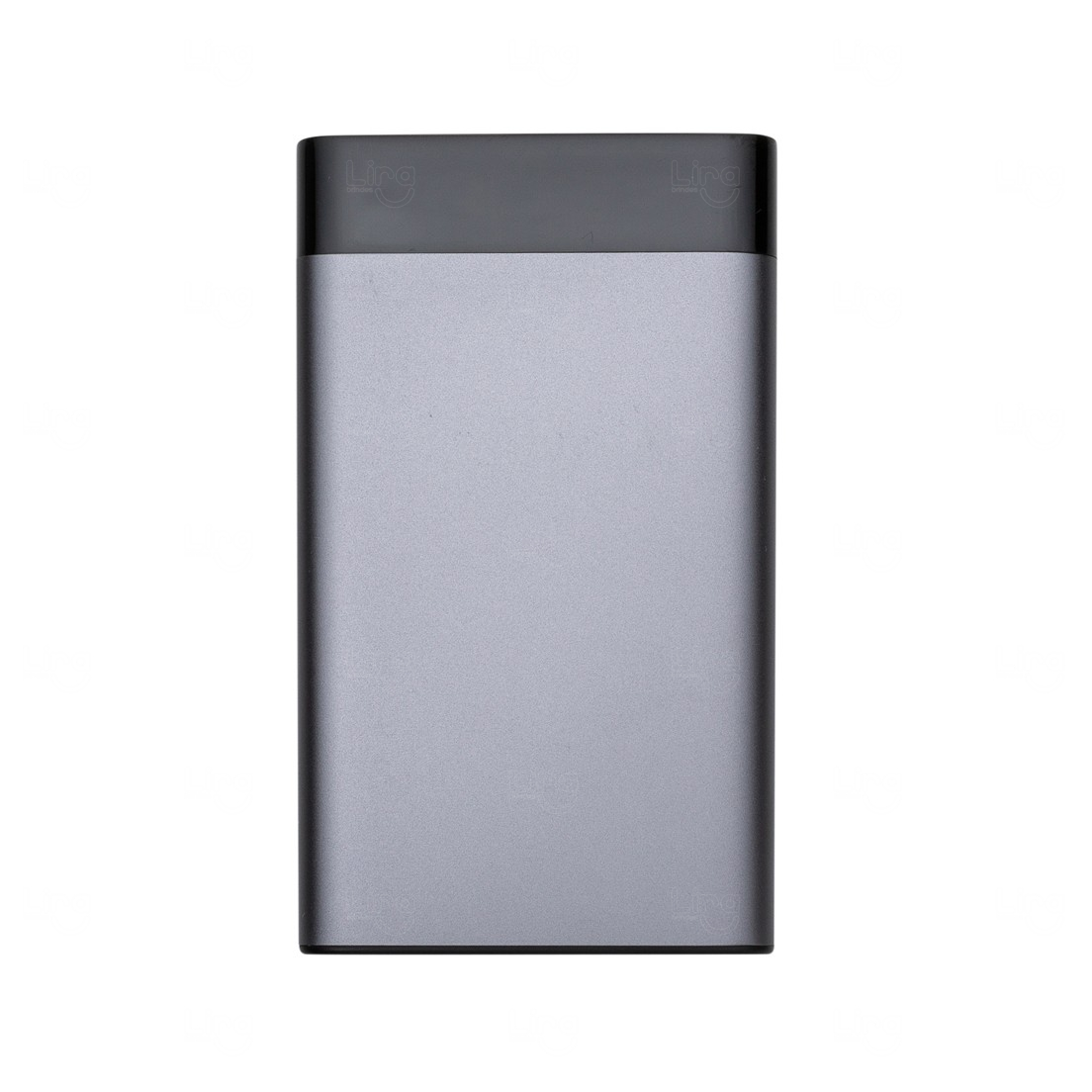 Bateria Power Bank Personalizado Visor Digital - 6.000 mAh