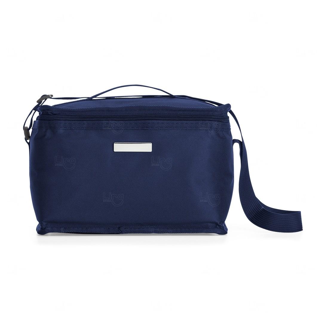 Bolsa Térmica Personalizada - 8 L Azul Marinho