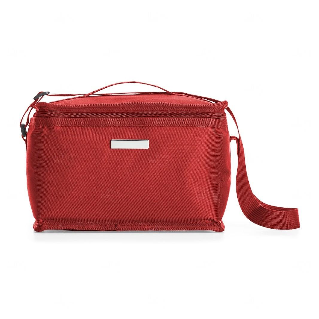 Bolsa Térmica Personalizada - 8 L Vermelho