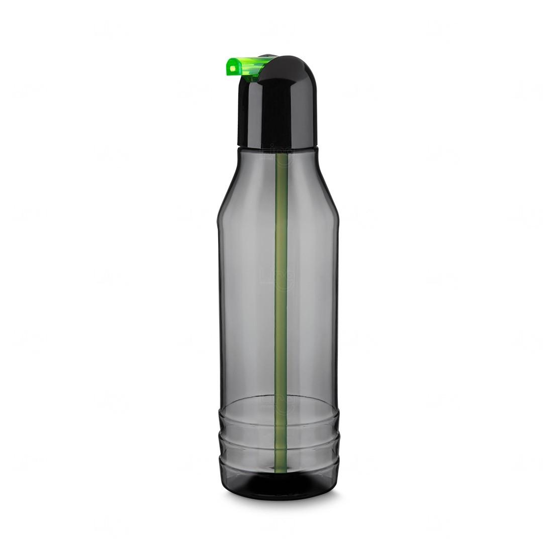 Garrafa Squeeze Plástico Personalizada - 600 ml Verde