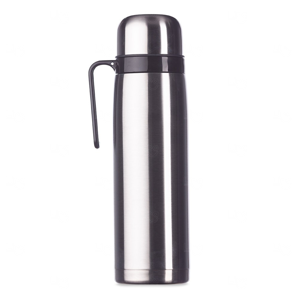 Garrafa Térmica Inox Personalizada - 1 Litro