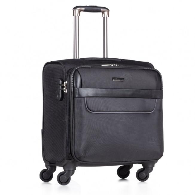 Mala De Viagem C/ Compartimentos E Trava Personalizada