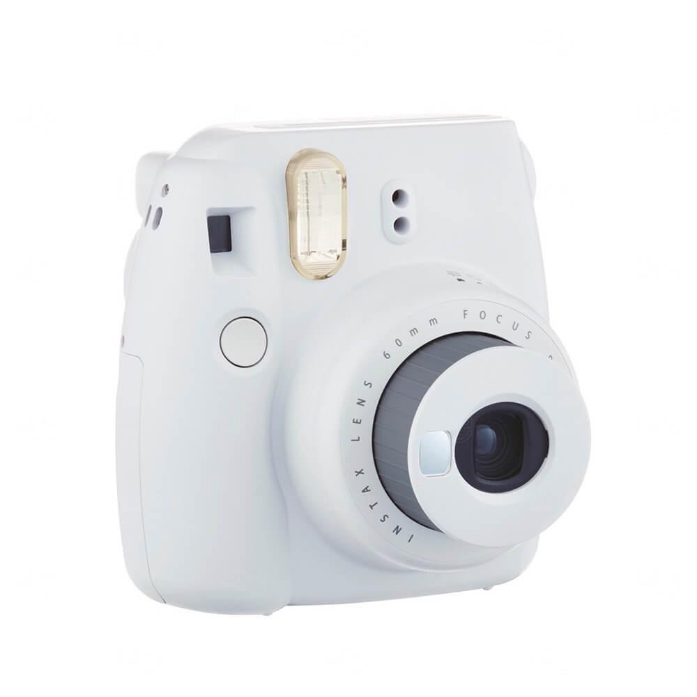 Câmera Fotográfica Instantânea Personalizada Branco