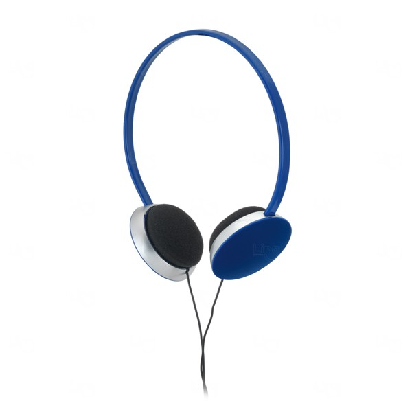 Fone de Ouvido Com Fio Personalizado