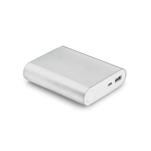 Power Bank  Personalizado Aluminum - 8.000 mAh