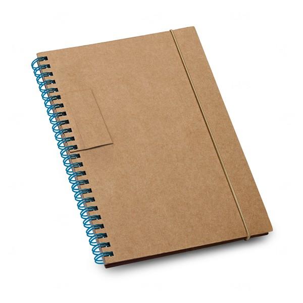 Caderno Personalizado Ecológico