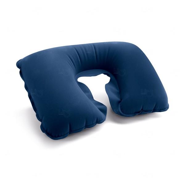 Almofada de Pescoço Personalizada Azul Marinho