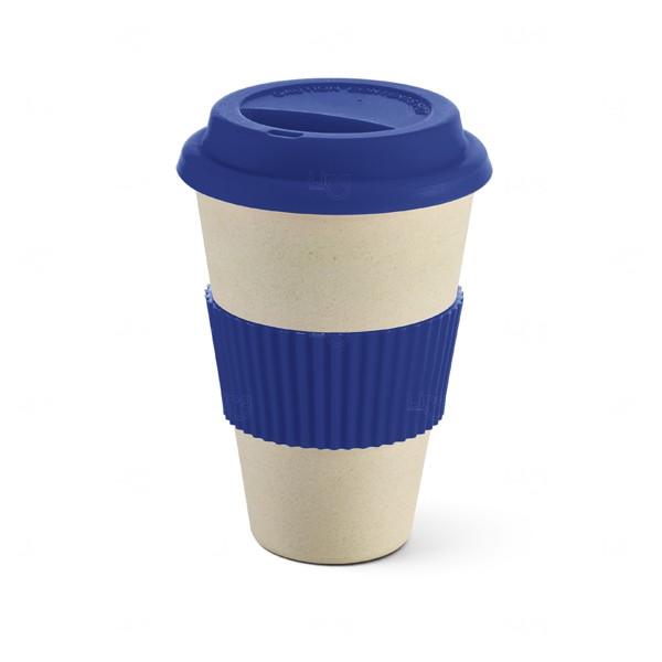 Copo Ecológico Personalizado Azul Marinho