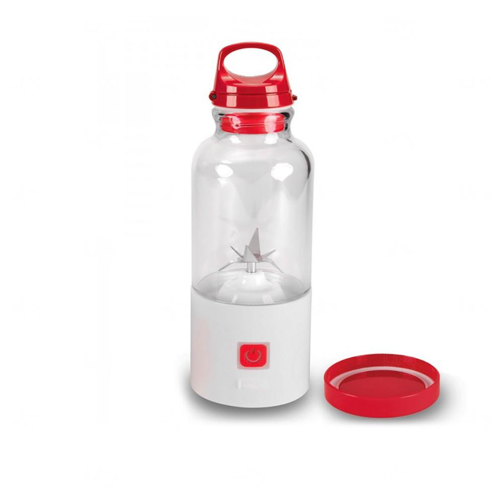 Mini Liquidificador Personalizado - 500 ml Vermelho