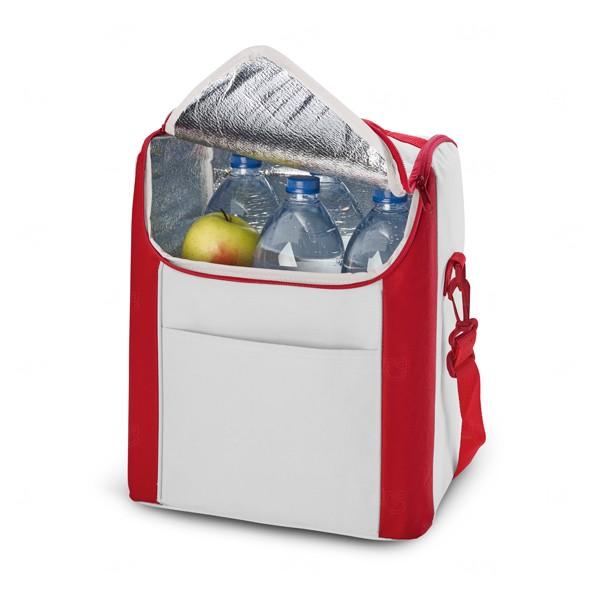 Bolsa Térmica Personalizada - 12 Litros Vermelho